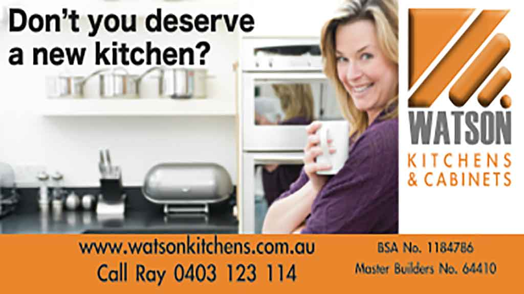 Watson Kitchens and Cabinets